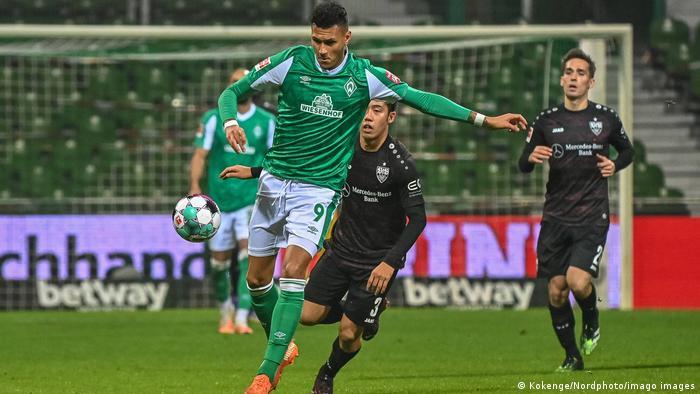 SV Werder Bremen v VfB Stuttgart |