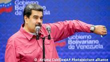 Venezuela Parlamentswahlen Maduro
