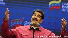 Venezuela | Parlamentswahlen PK Nicolas Maduro