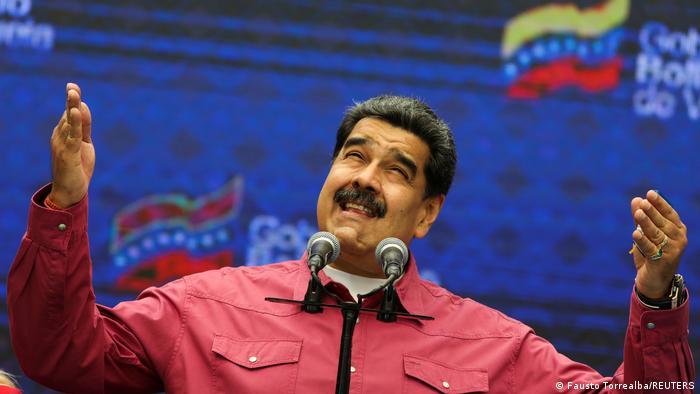 Facebook заблокував сторінку Мадуро