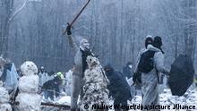 BdT Protest im Dannenröder Forst