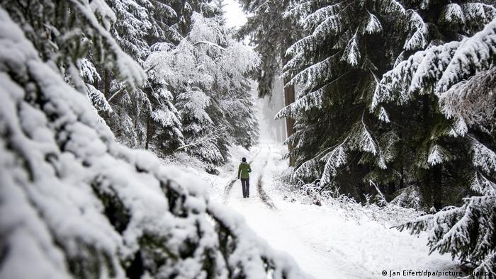 BdT Wintereinbruch in Deutschland
