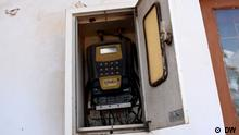 Afrika Mosambik Strom Elektrizität