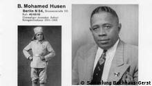 Deutschland Von Deutsch-Ostafrika nach Sachsenhausen – Eine Lebensgeschichte Mahjub bin Adam Mohamed