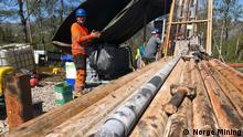 در نروژ انباشتههای معدنی عظیمی، شامل فسفات، وانادیوم و تیتان یافت شده است