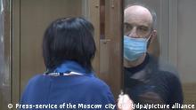 Russland Moskau Vasily Vasilenko Urteil Spionage
