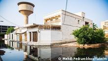 Iran Hochwasser in Ahwaz