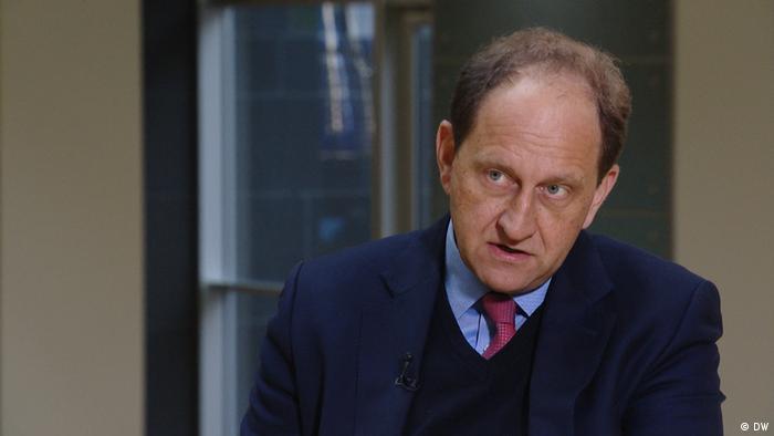 Зампред фракции СвДП в бундестаге Александер Ламбсдорфф