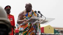Afrika Ghana Präsidentschaftswahlen