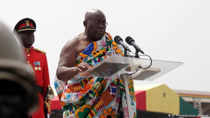 Le Président Nana Akufo-Addo entend tout faire pour mettre le Ghana à l'abri des attaques djihadistes