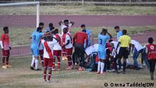 Ethiopia Fasil Kenema vs Monastir CAFCC game at Addis Abeba Stadium, Addis Abeba, Ethiopia, Äthiopien, 06.12. 2020 via Mantegaftot Sileshi Siyoum