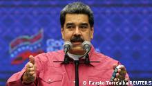 Venezuela   Parlamentswahlen PK Nicolas Maduro