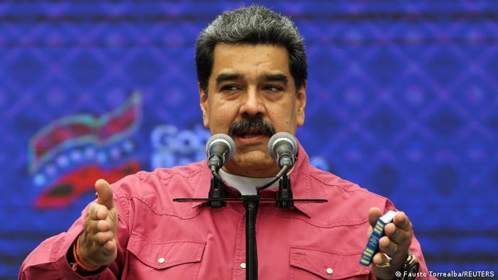 Maduro espera abrir canales de ″diálogo″ con Biden   El Mundo   DW    09.12.2020