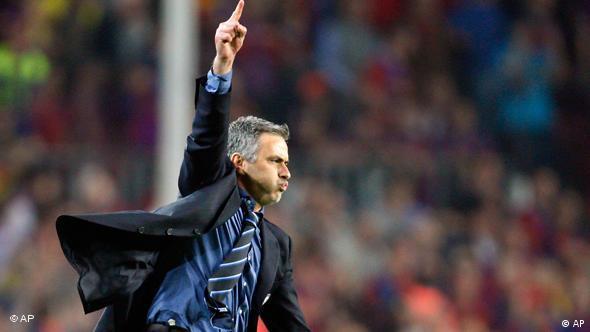 Jose Mourinho Fußballtrainer Flash-Galerie