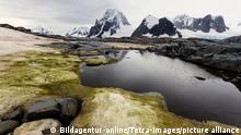 21.11.2010 Landscape, Antarctic Peninsula, Antarctica