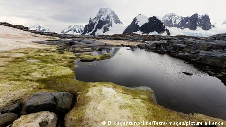 Antarktis Peninsula Landschaft