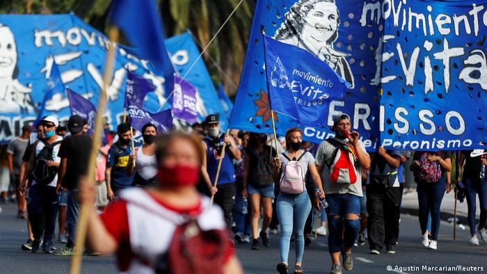 Demonstracije u Buenos Airesu na kojima se traži oporezivanje superbogatih