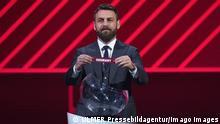 Schweiz Zürich | UEFA-Vorrundenauslosung | Daniele De Rossi