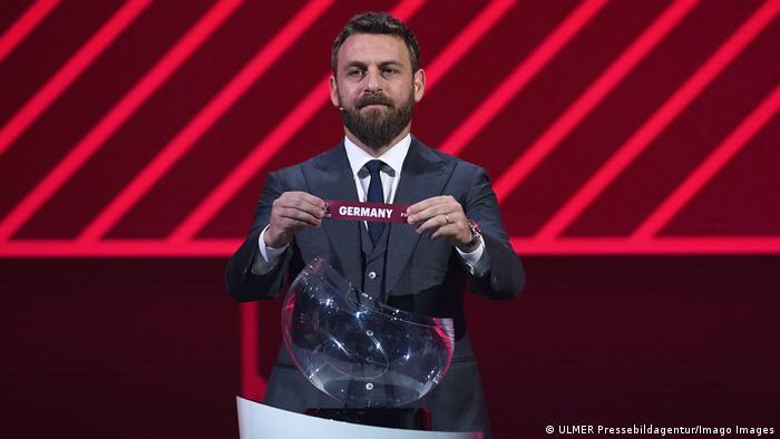Losbare Gruppe Auf Dem Weg Zur Wm 2022 Sport Dw 07 12 2020