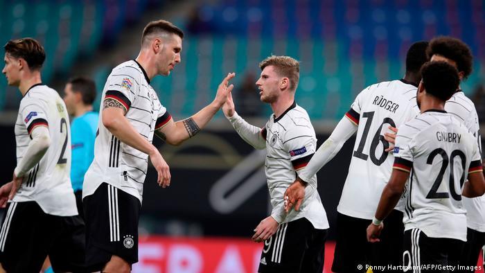Deutschland Leipzig | UEFA Nations League | Deutschland vs Ukraine