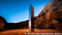 USA Kalifornein Metall Monolith