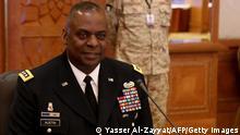 General Lloyd Austin III