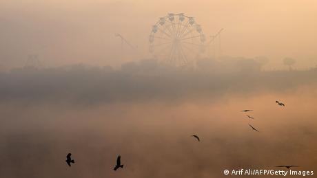 BdTD Pakistan Smog in Lahore