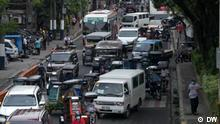 Global Ideas Manila Verkehrsprobleme