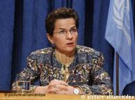 Christiana  Figueres será a nova chefe da UNFCCC