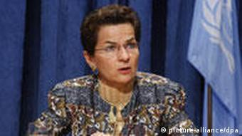 UN climate change chief Christiana Figueres