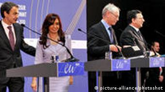 Madrid EU Mercosur (picture-alliance/photoshot)