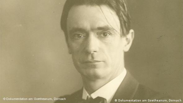 Rudolf Steiner, 1905 © Dokumentation am Goetheanum, Dornach; Photo: Otto Rietmann