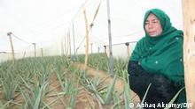 Jamila Sultani | Landwirtin in Afghanistan