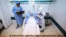 Ägypten Kairo | Coronavirus | Cira 03 Roboter