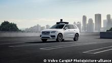 Technologie l Autonomes Fahren - selbstfahrendes Auto von Uber