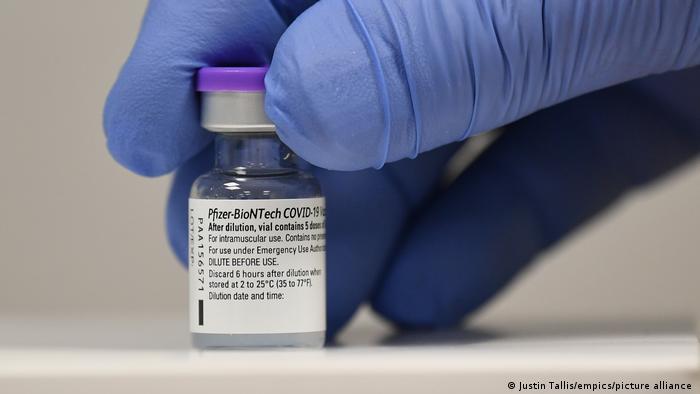 Vaksin Pfizer harus disimpan pada suhu minus 75 celcius