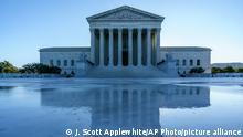 USA Washington | Supreme Court Gebäude