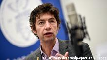 Deutschland Virologe Christian Drosten