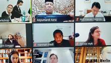 Webinar Religion der Indonesischen Botschaft