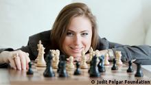 Judit Polgar | ehemalige Schachgroßmeisterin