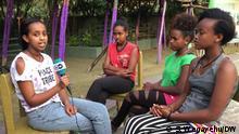 Äthiopien African Image Circus Girls DW GirlZOffMute Projekt