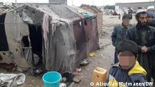 Afghanistan, Binnenflüchtlinge in der Provinz Herat. Fotograf: DW Korrespondenten, Atiqullah Mutmaeen, Herat Provinz