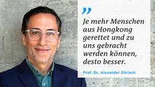 Deutschland Zitat Prof. Dr. Alexander Görlach