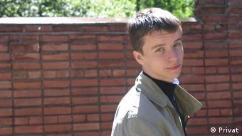 Роман Бондаренко (фото з сімейного архіву)
