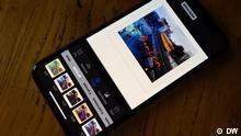 DW Shift: Fotobearbeitungs-Apps im Test, InstaLab