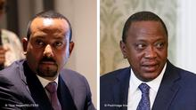 FILE PHOTO: Ethiopia's Prime Minister Abiy Ahmed attends a signing ceremony with European Commission President Ursula von der Leyen in Addis Ababa, Ethiopia December 7, 2019. REUTERS/Tiksa Negeri/File Photo . 17/04/2018. London, United Kingdom. Prince William CHOGM London 2018. Britain s Prince William, Duke of Cambridge receives the President of Kenya, Uhuru Kenyatta during an audience at Buckingham Palace in London on the sidelines of the Commonwealth Heads of Government meeting (CHOGM). PUBLICATIONxINxGERxSUIxAUTxHUNxONLY xi-Imagesx/xPoolx IIM-17526-0006
