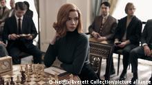 Nteflix I THE QUEEN S GAMBIT, Anya Taylor-Joy, (Season 1)