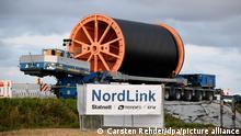 Deutschland | Bau der Stromtrasse NordLink