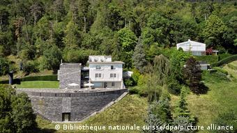 Το μουσείο Ντύρενματ στην Ελβετία