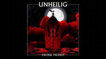 Image of CD cover of Unheilig album, Grosse Freiheit